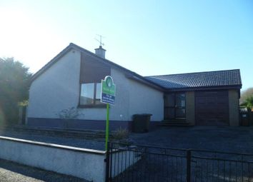 Thumbnail 3 bed bungalow to rent in Park Road West, Strathpeffer