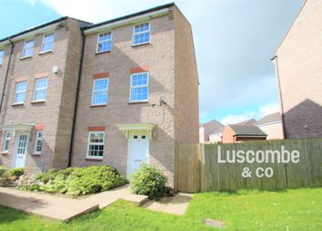 Thumbnail 3 bed town house to rent in Oystermouth Way, Coedkernew