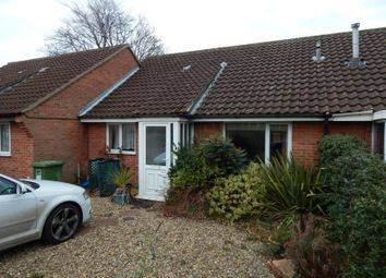 Thumbnail 2 bed terraced bungalow for sale in 16 The Lea, Cooper Road, North Walsham, Norfolk