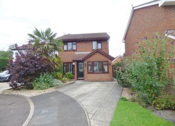 Thumbnail 3 bed detached house for sale in Audre Close, Great Sankey, Warrington