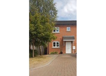 Thumbnail 2 bed town house for sale in 7, Old Cobblers Place, Barwell, Leicestershire