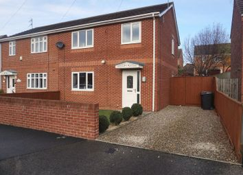 Thumbnail 3 bed semi-detached house for sale in Middlefield, Pelton, Chester Le Street