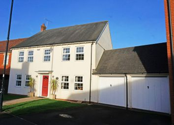 Thumbnail 4 bed link-detached house for sale in Burge Crescent, Cotford St. Luke, Taunton