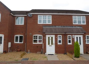 Thumbnail 2 bed terraced house for sale in Caldera Road, Hadley, Telford