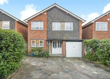 Thumbnail 4 bed detached house for sale in Ashlyn Close, Bushey, Hertfordshire, Hertfordshire