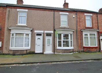 Thumbnail 2 bed terraced house for sale in Lewes Road, Darlington