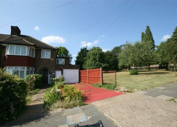 Thumbnail Semi-detached house for sale in Basing Hill, Wembley