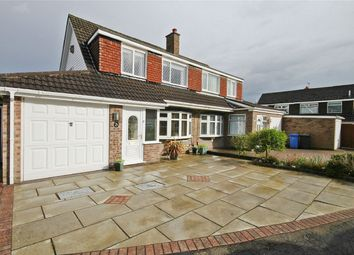 Thumbnail 3 bed semi-detached house for sale in Wroxham Road, Great Sankey, Warrington