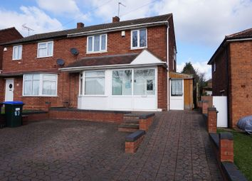 Thumbnail 3 bedroom semi-detached house for sale in Tanhouse Avenue, Birmingham