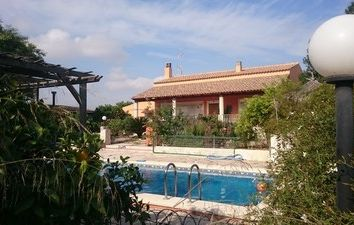 Thumbnail 3 bed country house for sale in 30892 Librilla, Murcia, Spain