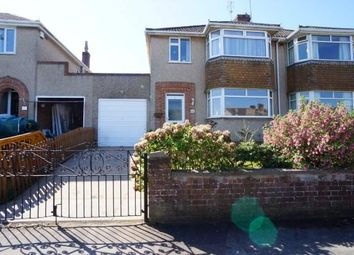 Thumbnail 3 bedroom property for sale in Westbourne Road, Downend, Bristol