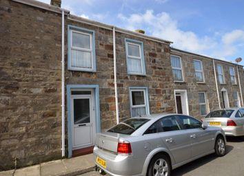 Thumbnail 3 bed terraced house for sale in William Street, Camborne, Cornwall
