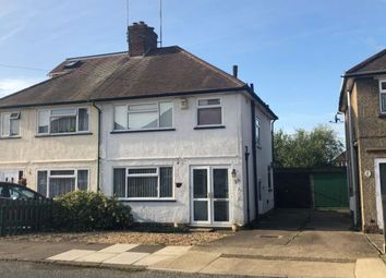 3 bed semi-detached house for sale in Longland Road, The Headlands, Northampton NN3