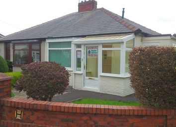 Thumbnail 2 bed semi-detached bungalow for sale in Moss Hall Road, Accrington