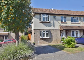 Thumbnail 2 bed end terrace house for sale in Cornflower Gardens, Billericay