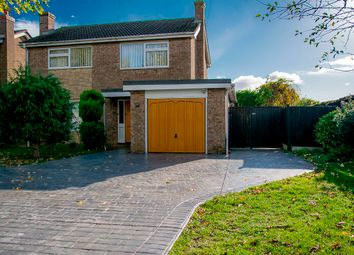 Thumbnail 4 bed detached house to rent in Elliott Road, March, Cambridgeshire