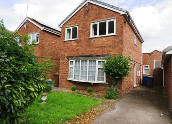 Thumbnail 3 bed detached house for sale in Greenacres Drive, Uttoxeter