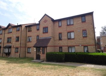 Thumbnail 1 bed flat for sale in Barbot Close, Edmonton