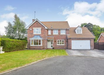 Thumbnail 5 bed detached house for sale in The Fairways, Clifton, Ashbourne