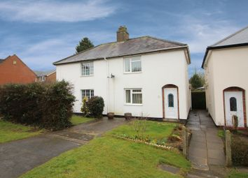 Thumbnail 2 bed semi-detached house for sale in Daventry Road, Rugby, Warwickshire