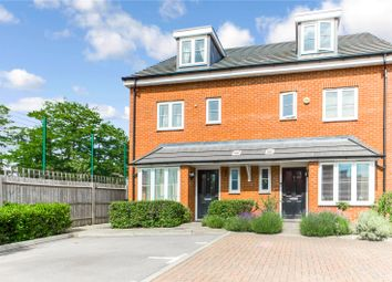 Thumbnail 4 bed semi-detached house for sale in Holymead, Calcot, Reading, Berkshire