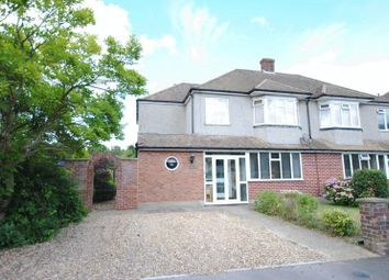Thumbnail 4 bed semi-detached house for sale in Old Fox Close, Caterham