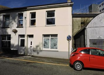 Thumbnail 3 bed end terrace house for sale in Old Station Road, Carmarthen