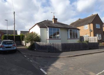 Thumbnail 2 bed bungalow for sale in Prospect Road, Kibworth Beauchamp, Leicester, Leicestershire