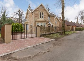 Thumbnail 5 bed detached house for sale in Crosshill Avenue, Glasgow, Lanarkshire
