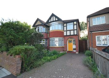 Thumbnail 3 bed semi-detached house for sale in Kenmore Avenue, Kenton, Harrow