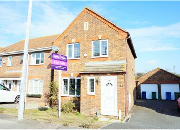 Thumbnail 3 bed detached house for sale in Appleford Drive, Minster On Sea