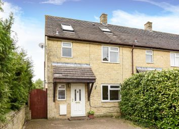 Thumbnail 4 bed end terrace house for sale in Kingham, Oxfordshire