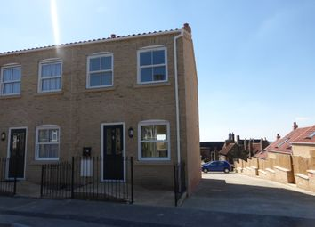 Thumbnail 2 bedroom end terrace house for sale in Church Road, Downham Market