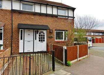 Thumbnail 3 bed end terrace house for sale in Whimbrel Close, Thamesmead, London