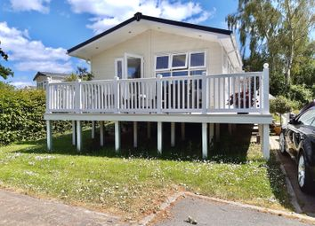 Thumbnail 2 bed lodge for sale in Rockley Park, Poole