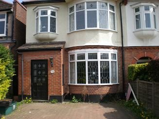 Thumbnail 1 bed end terrace house to rent in Grenville Gardens, Woodford Green