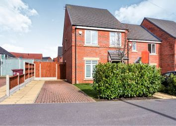 3 bed detached house for sale in Albine Road, Shirebrook NG20