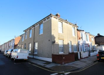 Thumbnail 5 bed end terrace house to rent in Delamere Road, Southsea