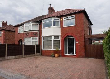 Thumbnail 3 bed semi-detached house for sale in Warbreck Grove, Sale