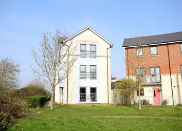 Thumbnail 2 bedroom flat for sale in Guillemot Road, Portishead, North Somerset