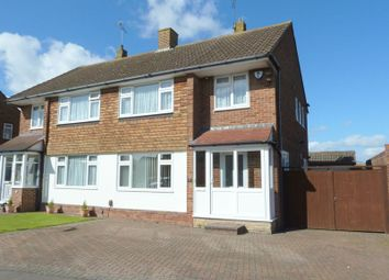Thumbnail 3 bed semi-detached house for sale in St. Georges Road, Swanley