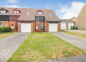 Thumbnail 3 bed end terrace house for sale in Cowslip Crescent, Carlton Colville, Lowestoft