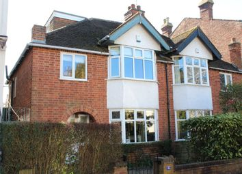 Thumbnail 4 bed semi-detached house to rent in Leam Terrace, Leamington Spa
