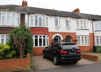 Thumbnail 3 bed terraced house for sale in Beaconsfield Avenue, Drayton, Portsmouth