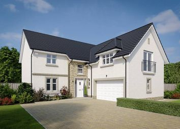"Thumbnail 5 bed detached house for sale in ""The Melville"" at West Road, Haddington"