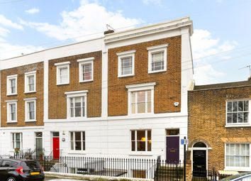 Thumbnail 4 bed terraced house for sale in Earlswood Street, London