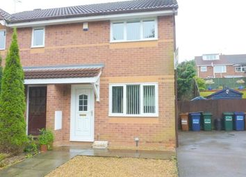 Thumbnail 2 bed semi-detached house to rent in The Glen, Blacon, Chester