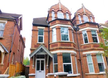 Thumbnail 2 bed flat to rent in Broadmead Road, Folkstone, Kent