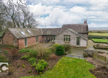 Thumbnail 4 bed detached house to rent in Station Road, Burton, Neston, Cheshire
