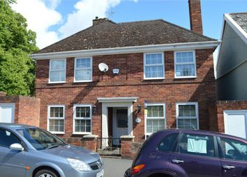 Thumbnail 4 bed detached house for sale in East Street, Crediton, Devon